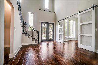 Dallas Single Family Home For Sale: 6515 Walnut Hill Lane
