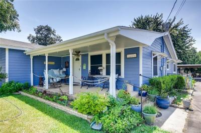 Haltom City Single Family Home For Sale: 3039 Layton Avenue