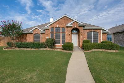 Allen Single Family Home Active Option Contract: 744 Cherry Blossom Lane