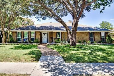 Richardson Single Family Home For Sale: 907 Windsong Trail