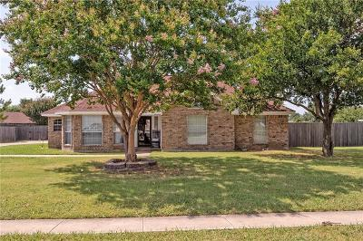 Crandall Single Family Home Active Option Contract: 213 Country View Lane