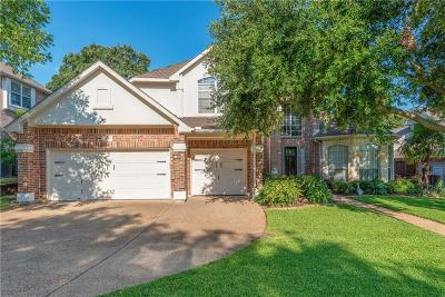 Coppell Single Family Home For Sale: 111 Bristol Court
