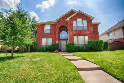 Plano Single Family Home For Sale: 3000 Devlin Ridge Drive