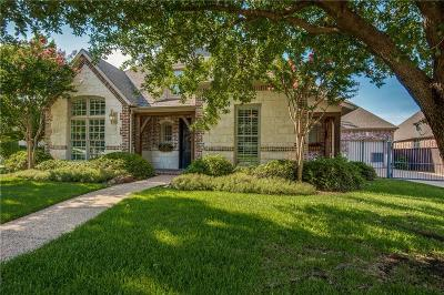 Keller Single Family Home Active Contingent: 2401 Brushcreek Drive