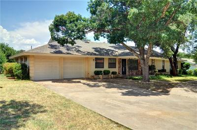 Fort Worth Single Family Home For Sale: 2409 Annglen Drive