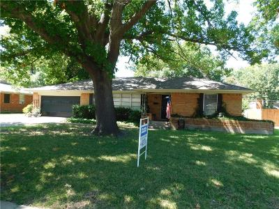 Plano Single Family Home For Sale: 1725 14th Place