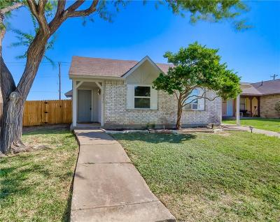 The Colony Single Family Home For Sale: 6040 Dooley Drive