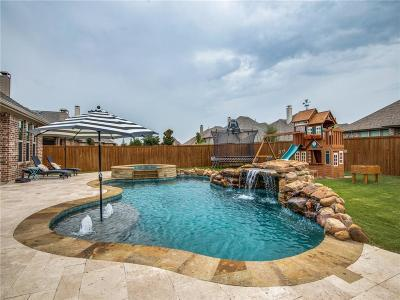 Prosper Single Family Home For Sale: 1530 Silent Brook Court