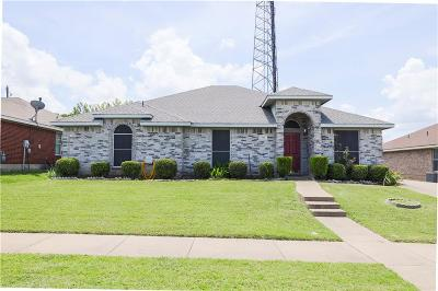Desoto Single Family Home Active Option Contract: 316 Rio Grande Drive