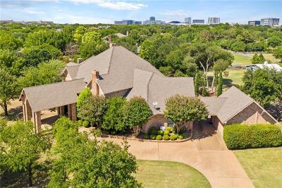 Frisco Single Family Home For Sale: 21 Stonebriar Way