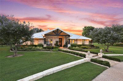 Southlake Single Family Home For Sale: 1004 Quail Run Road