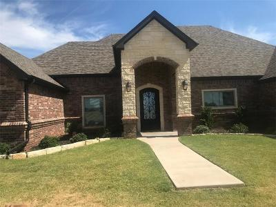 Archer County, Baylor County, Clay County, Jack County, Throckmorton County, Wichita County, Wise County Single Family Home For Sale: 3691 State Highway 79 N