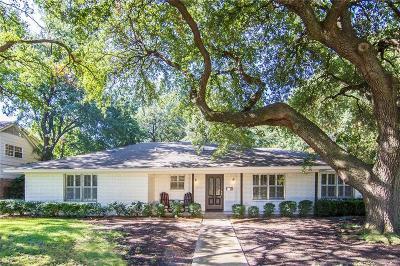Single Family Home For Sale: 3222 Norcross Lane