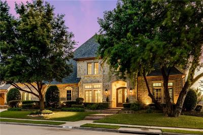 Frisco Single Family Home For Sale: 6283 Bristol Place