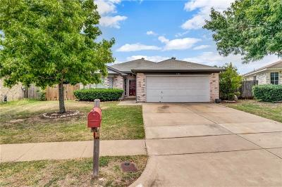 Benbrook Single Family Home Active Option Contract: 7324 Summerset Drive