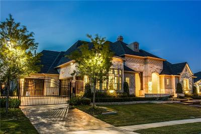 Southlake Single Family Home Active Option Contract: 1024 Evergreen Place