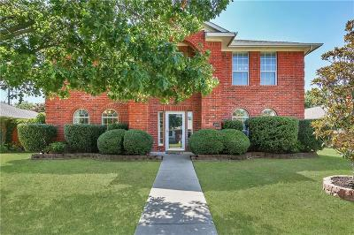 Allen Single Family Home For Sale: 1410 Rosewood Lane