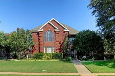 Colleyville Single Family Home For Sale: 6704 Carriage Lane