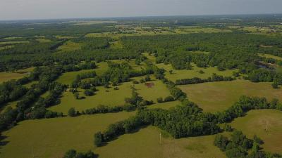Cedar Creek Lake, Athens, Kemp Farm & Ranch For Sale: County Road 3800
