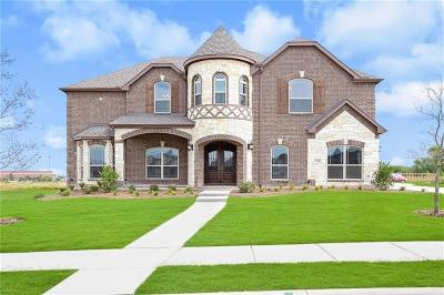 Prosper Single Family Home For Sale: 721 Featherstone Lane