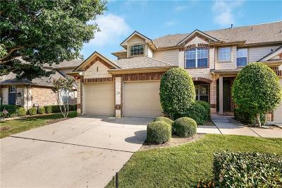 Carrollton Townhouse For Sale: 1721 Brookview Drive