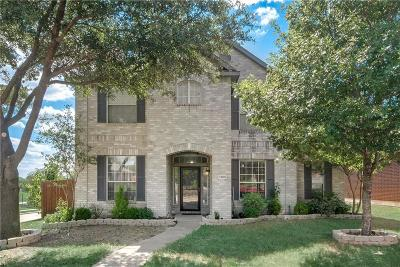 Allen Single Family Home For Sale: 1508 Hickory Bend Drive