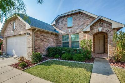 Lavon Single Family Home For Sale: 488 Eisenhower Lane