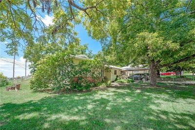 Azle Single Family Home For Sale: 101 Westline Road