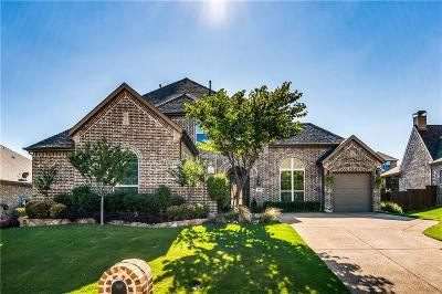 Prosper Single Family Home For Sale: 880 Hawthorn Drive