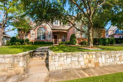 Flower Mound Single Family Home For Sale: 5213 Balmoral Lane