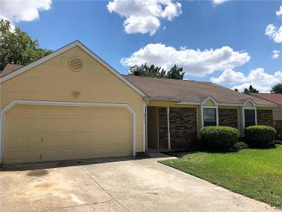 Euless Single Family Home For Sale: 211 Mint Lane