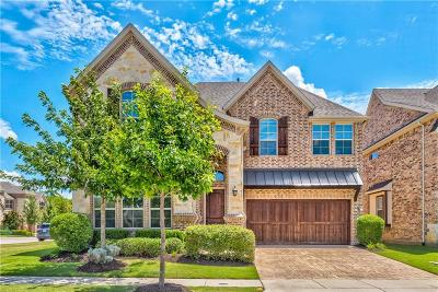 Keller Single Family Home Active Contingent: 3044 Trinity Lane