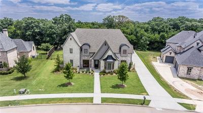 Prosper Single Family Home For Sale: 4131 Glacier Point Court