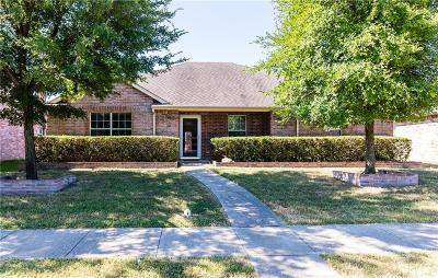 Red Oak Single Family Home For Sale: 306 Valley Ridge Drive