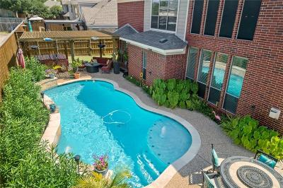 Single Family Home For Sale: 7105 Canyon Meadow Drive