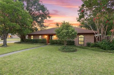 Richardson Single Family Home For Sale: 1901 Apollo Road