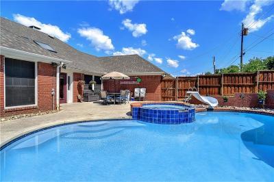Sherman Single Family Home For Sale: 201 Arapaho W
