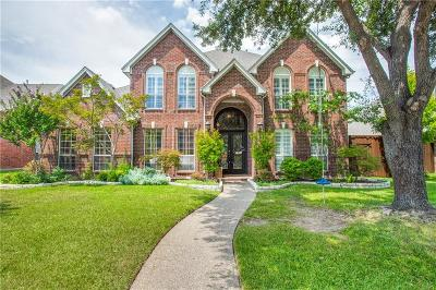 Plano Single Family Home For Sale: 6309 Whittier Drive