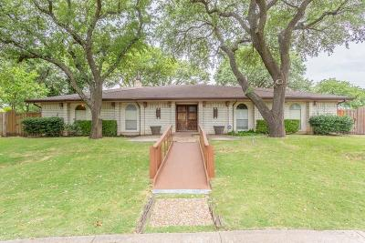 Richardson Single Family Home For Sale: 10 Walnut Creek Place