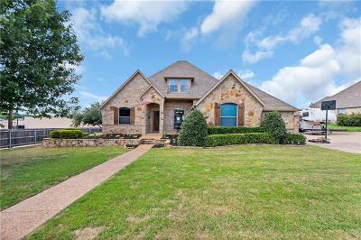 North Richland Hills Single Family Home For Sale: 7825 Green Valley Drive