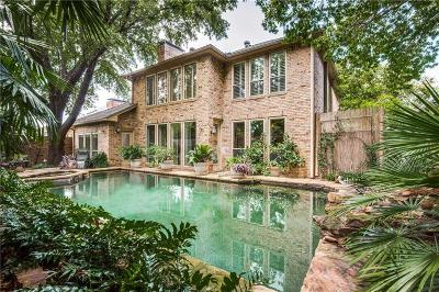 Irving Single Family Home For Sale: 1600 S Travis Circle