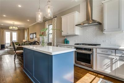 Fort Worth Townhouse Active Option Contract: 516 Sheer Bliss Lane