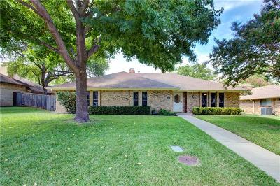 Duncanville Single Family Home Active Option Contract: 1123 Teakwood Drive