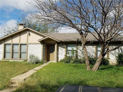 Mesquite Single Family Home For Sale: 1405 Golden Grove Drive