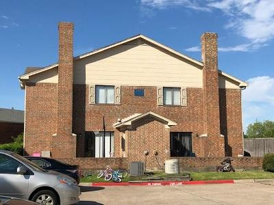 Garland Multi Family Home For Sale: 3951 N Garland Avenue #1-4