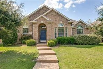 Denton County Single Family Home For Sale: 13291 Roadster Drive