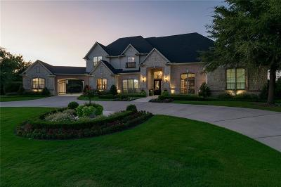 Prosper Single Family Home For Sale: 2621 Winding Creek