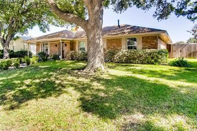 Richardson Single Family Home For Sale: 2103 Apollo Road