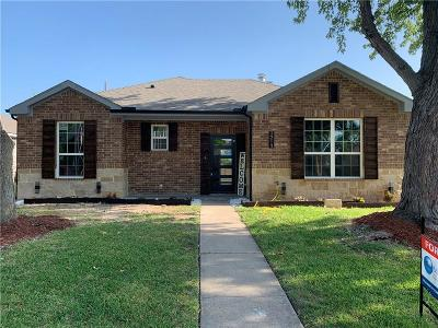 Mesquite Single Family Home For Sale: 1213 Cypress Drive