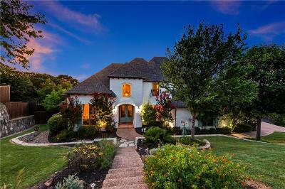 Tarrant County Single Family Home Active Option Contract: 602 Comal Court